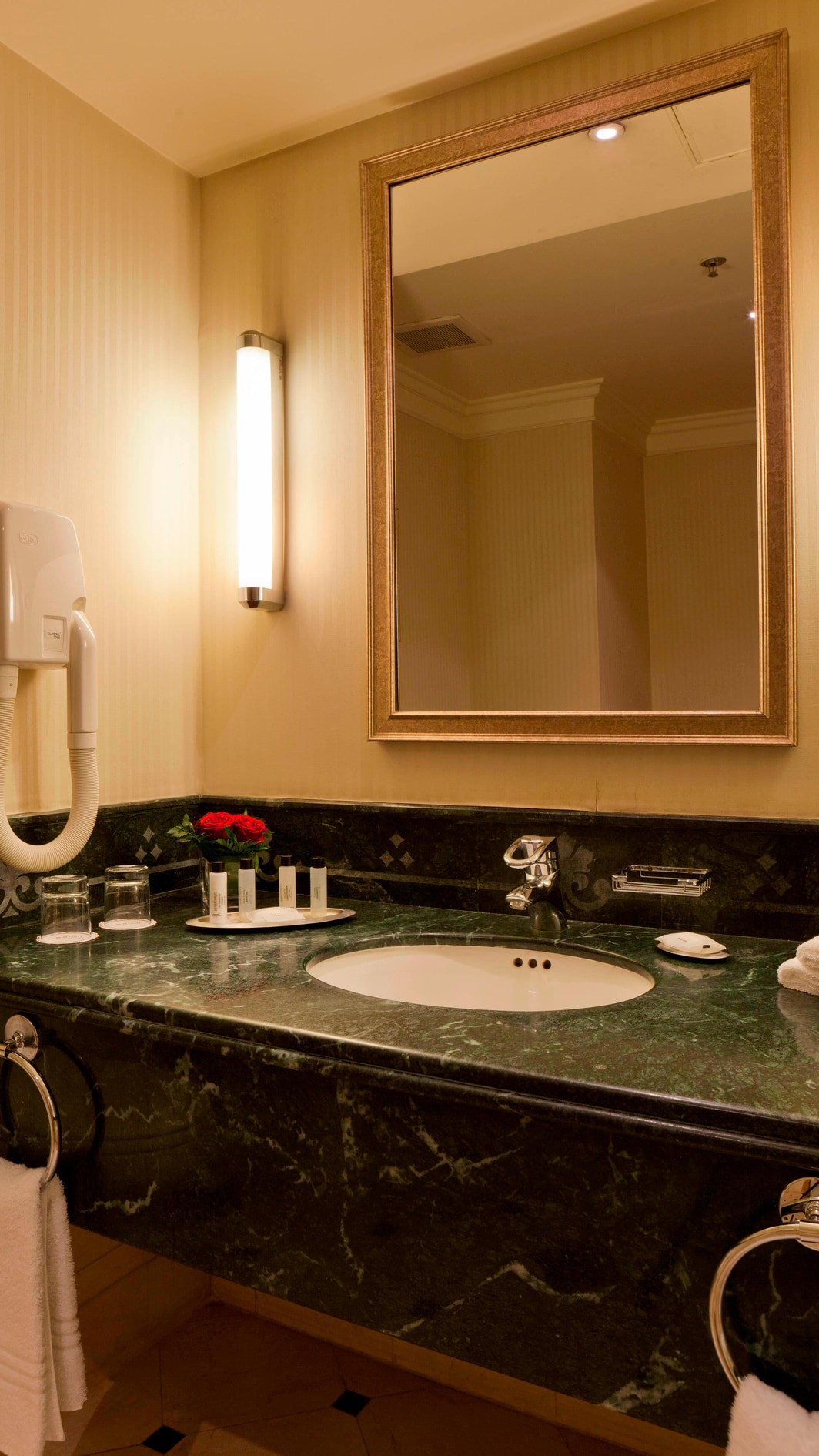 Marriott Madinah Bathroom