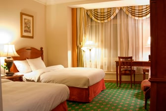 Madinah Marriott Rooms