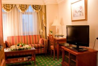 Madinah Marriott Suite