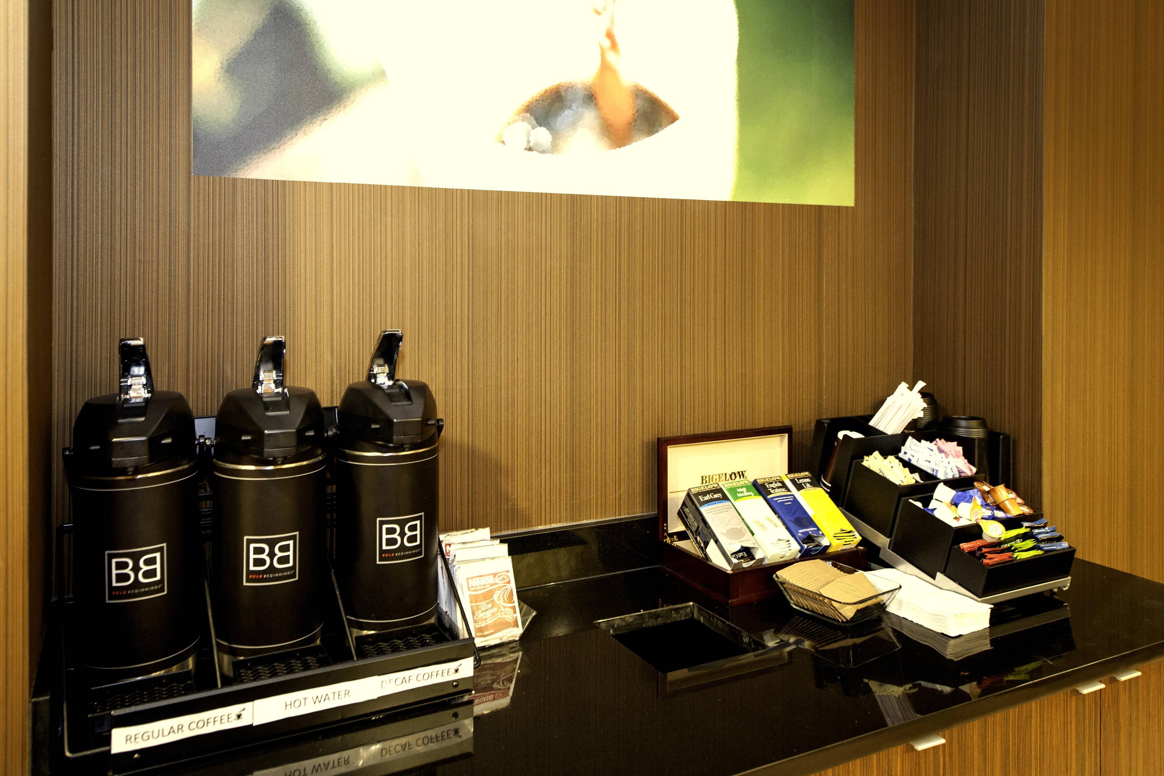Guest Coffee Bar