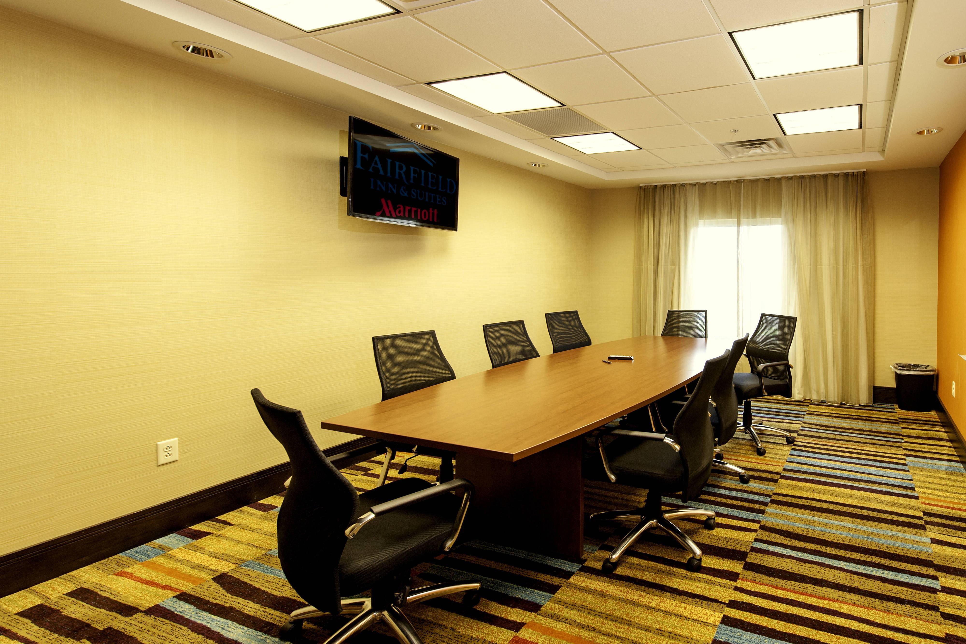 Hotel Boardroom