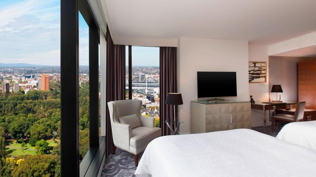 Habitación Grand Deluxe con dos camas individuales