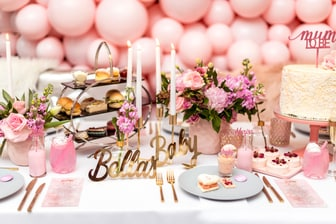 High Tea - Baby Shower