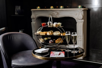 Lobby Lounge - High Tea