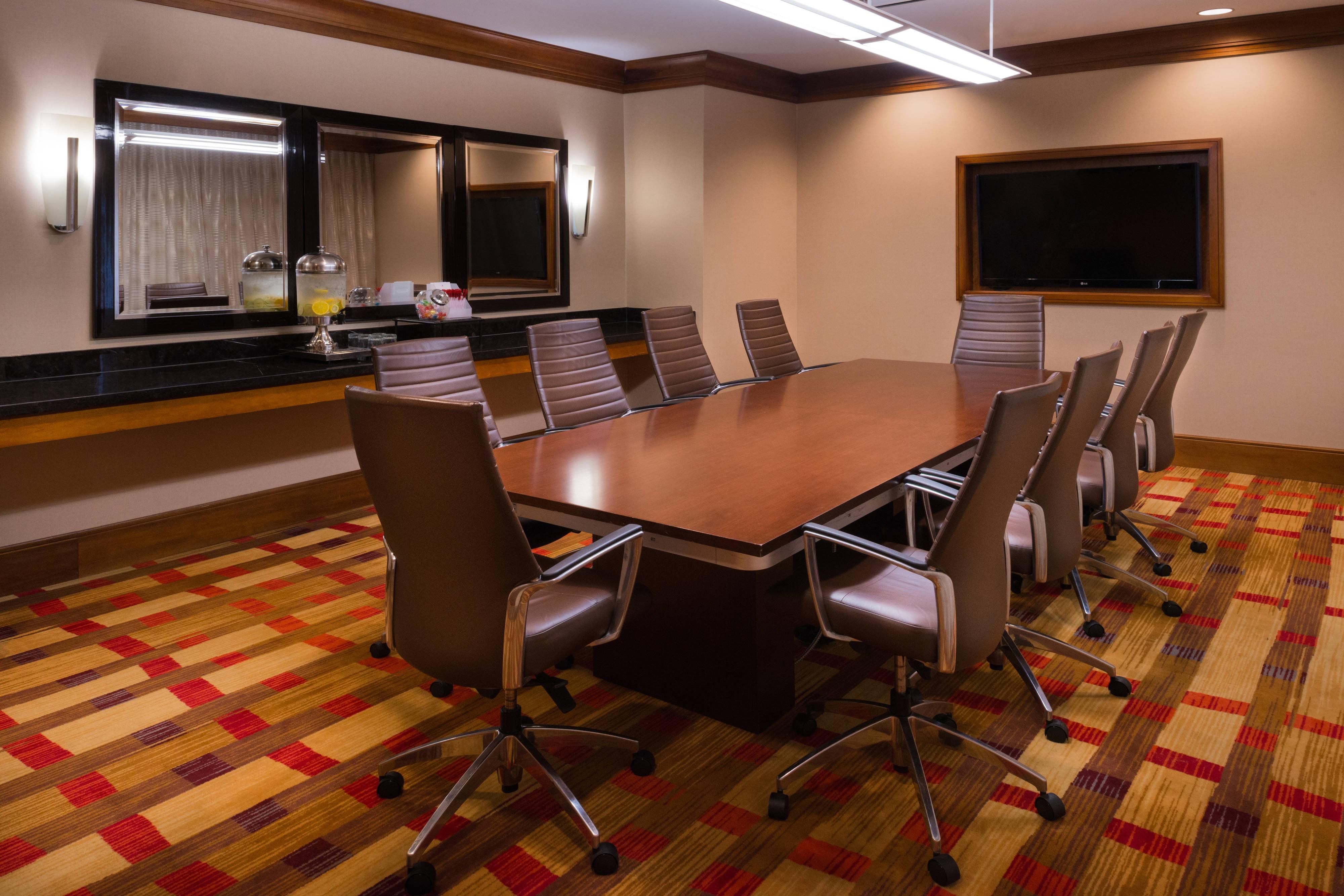 memphis boardroom