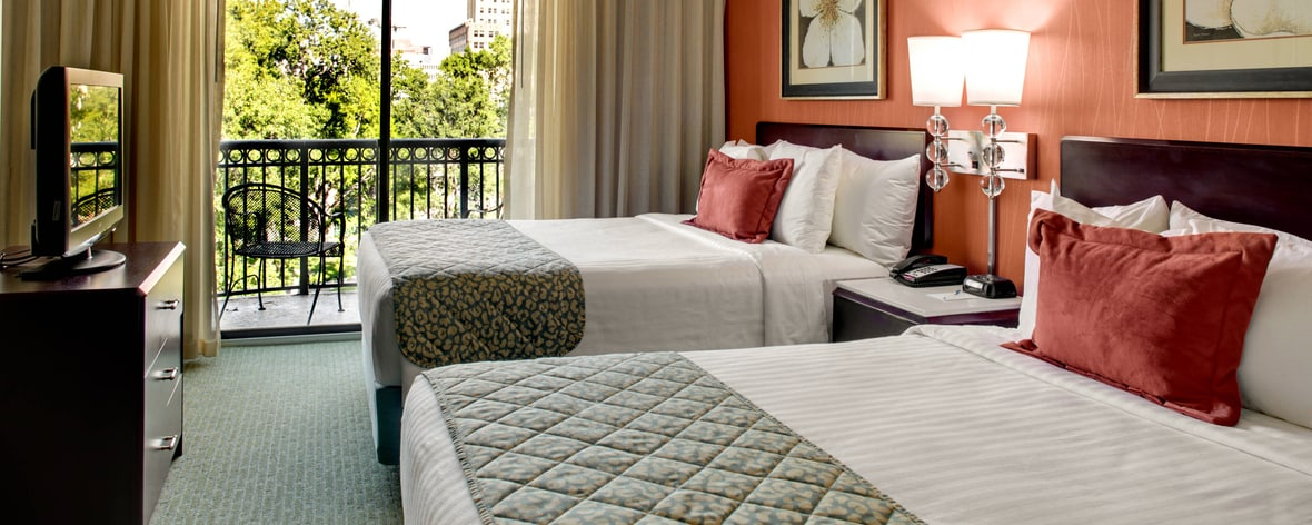 SpringHill Suites Memphis Downtown Smartly Designed In