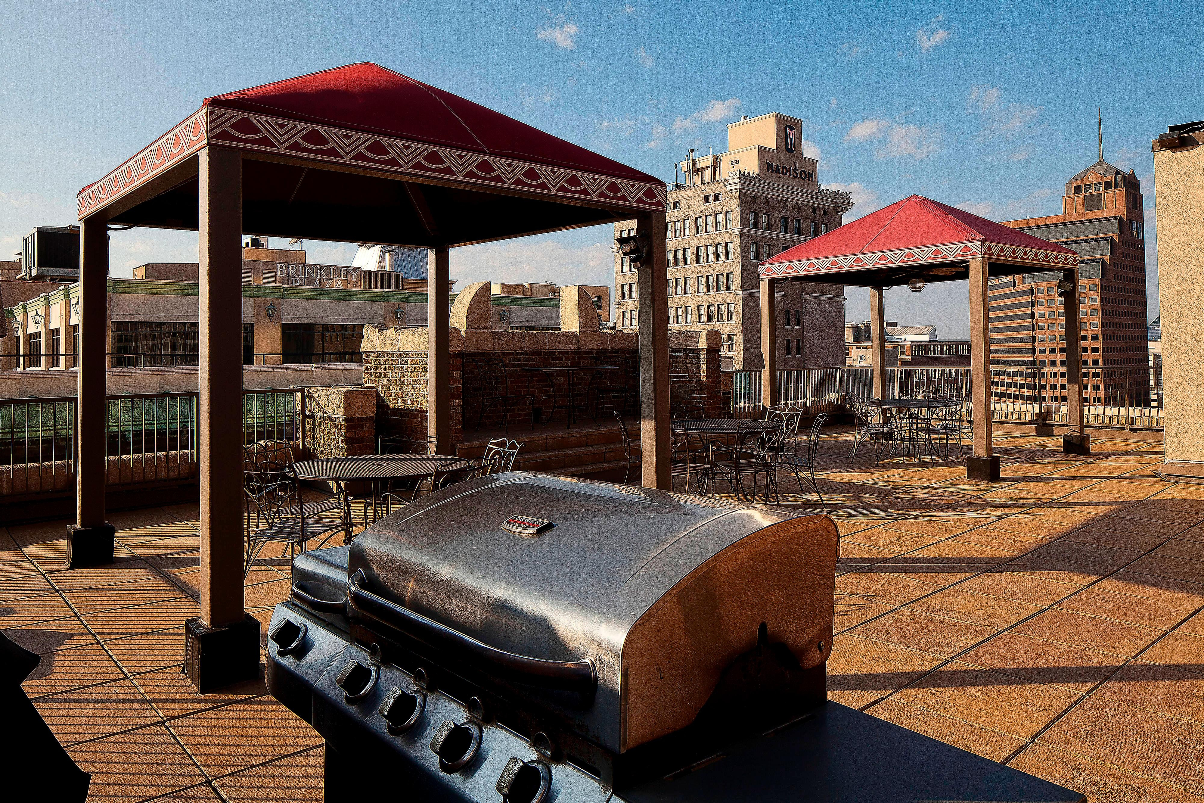 Rooftop BBQ