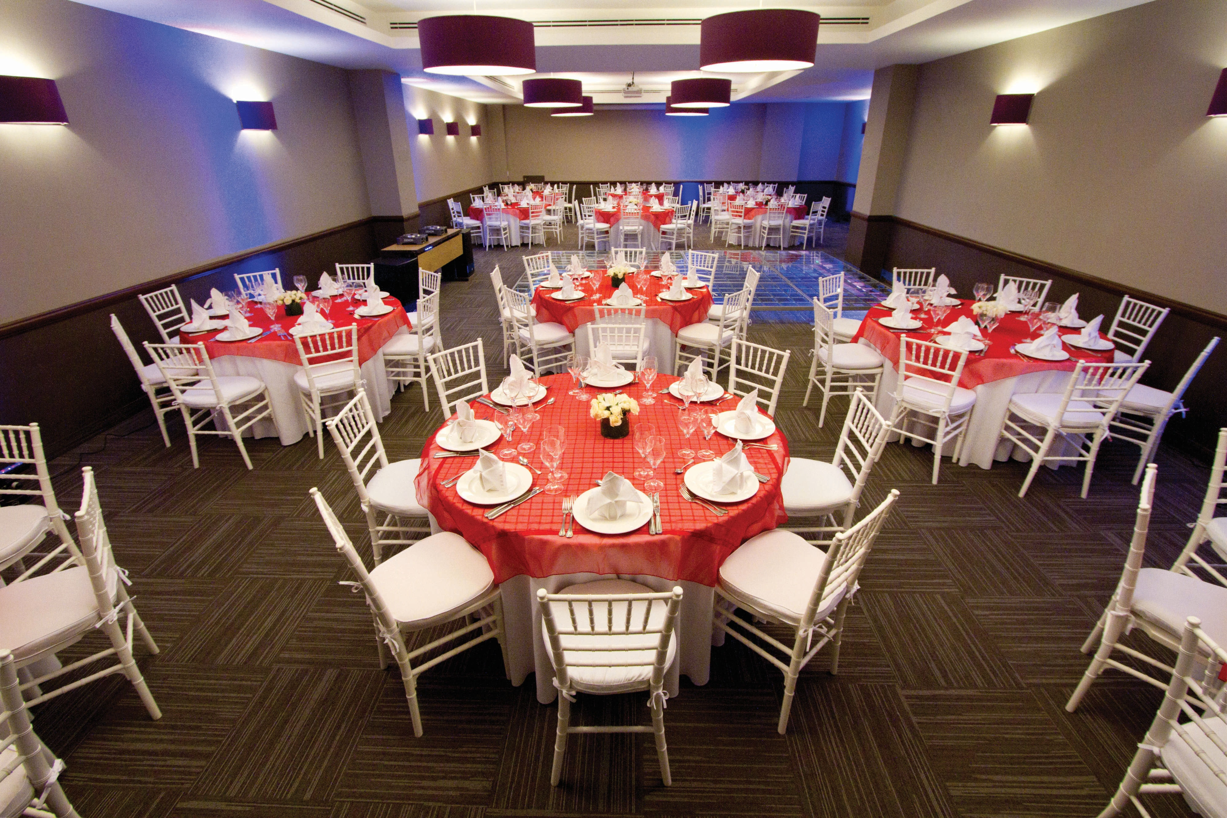Mexico City Hotel Event Rooms