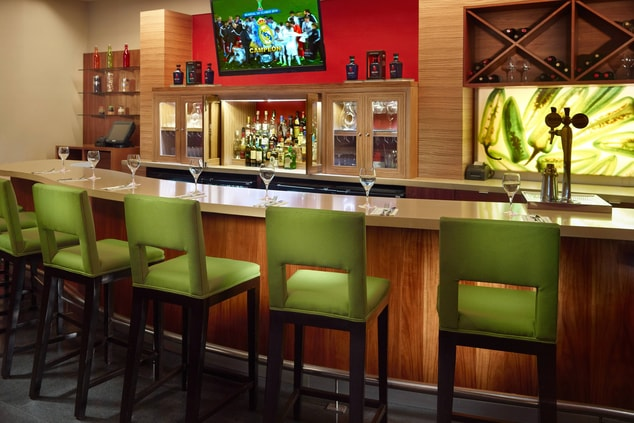 Mexico City Airport Hotel Bar