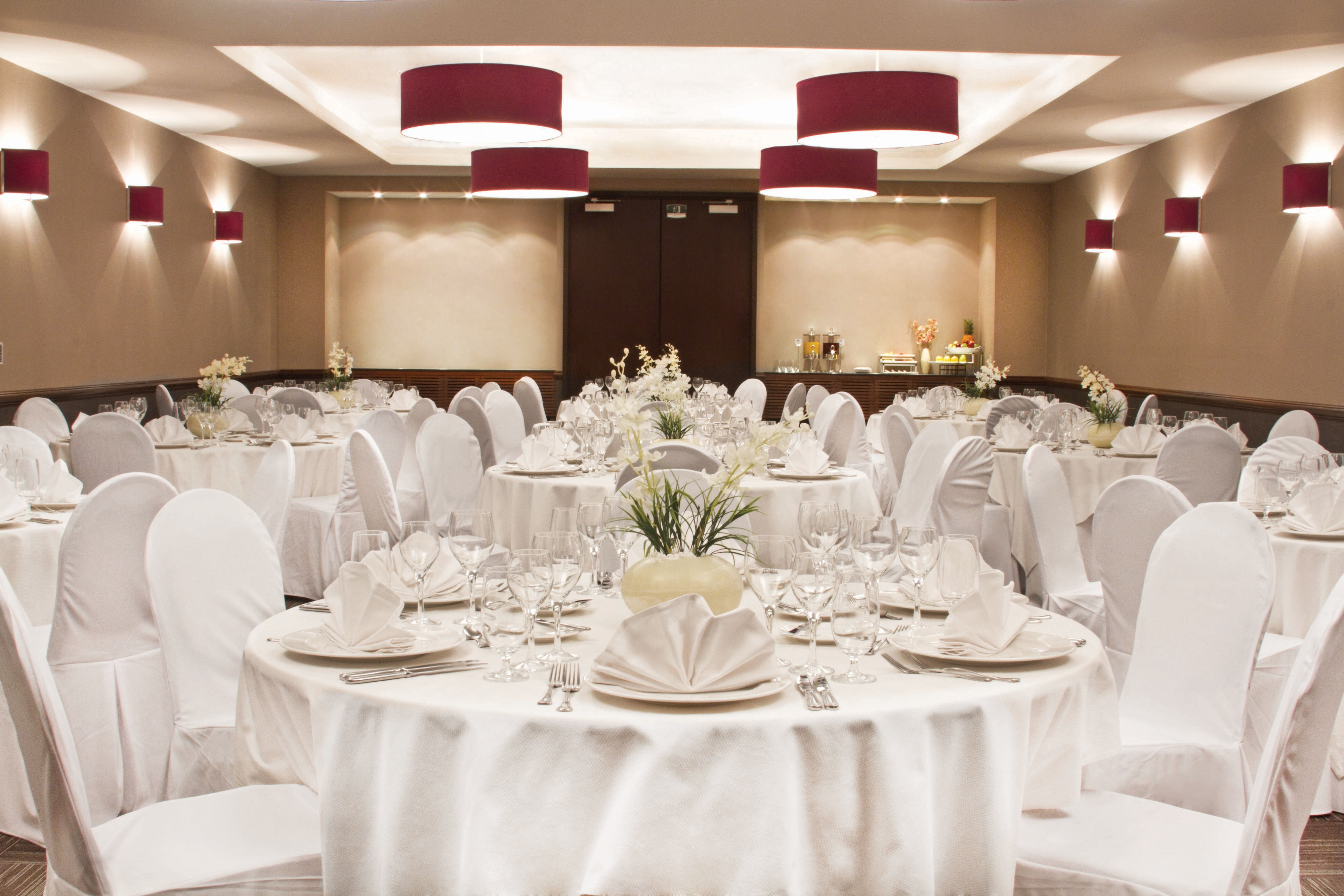 Mexico City Airport Hotel Wedding