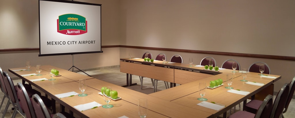 Hotel Mexico City Meeting Room