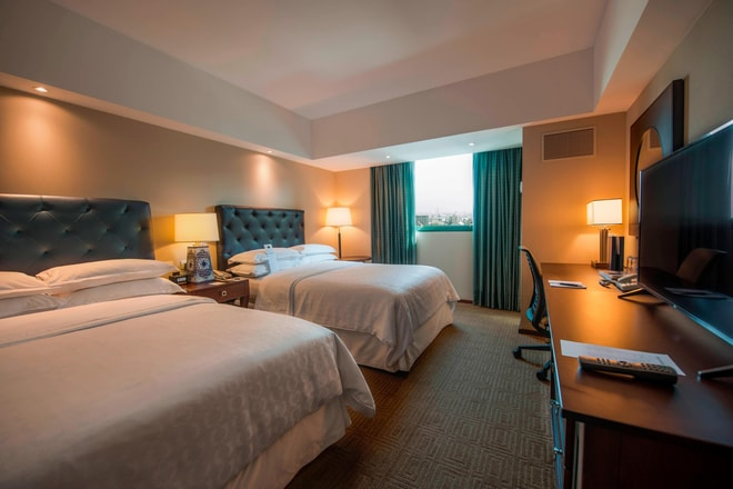 Double/Double Business Deluxe Guest Room
