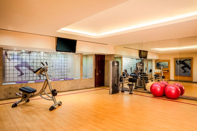 Mexico City Hotel With Fitness Center Sheraton Mexico