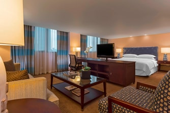Junior Suite Reforma Room