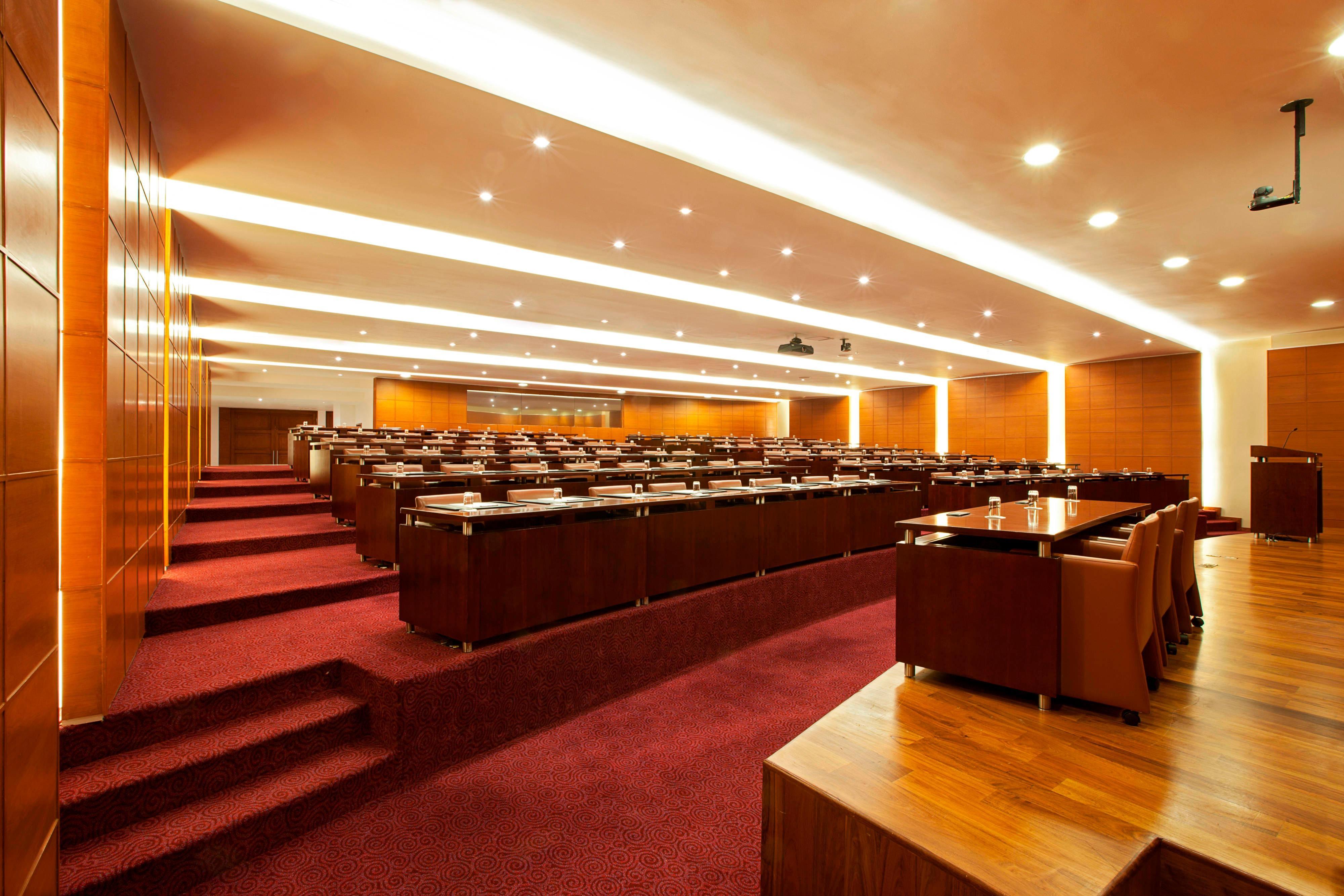 Auditorium in Mexico City