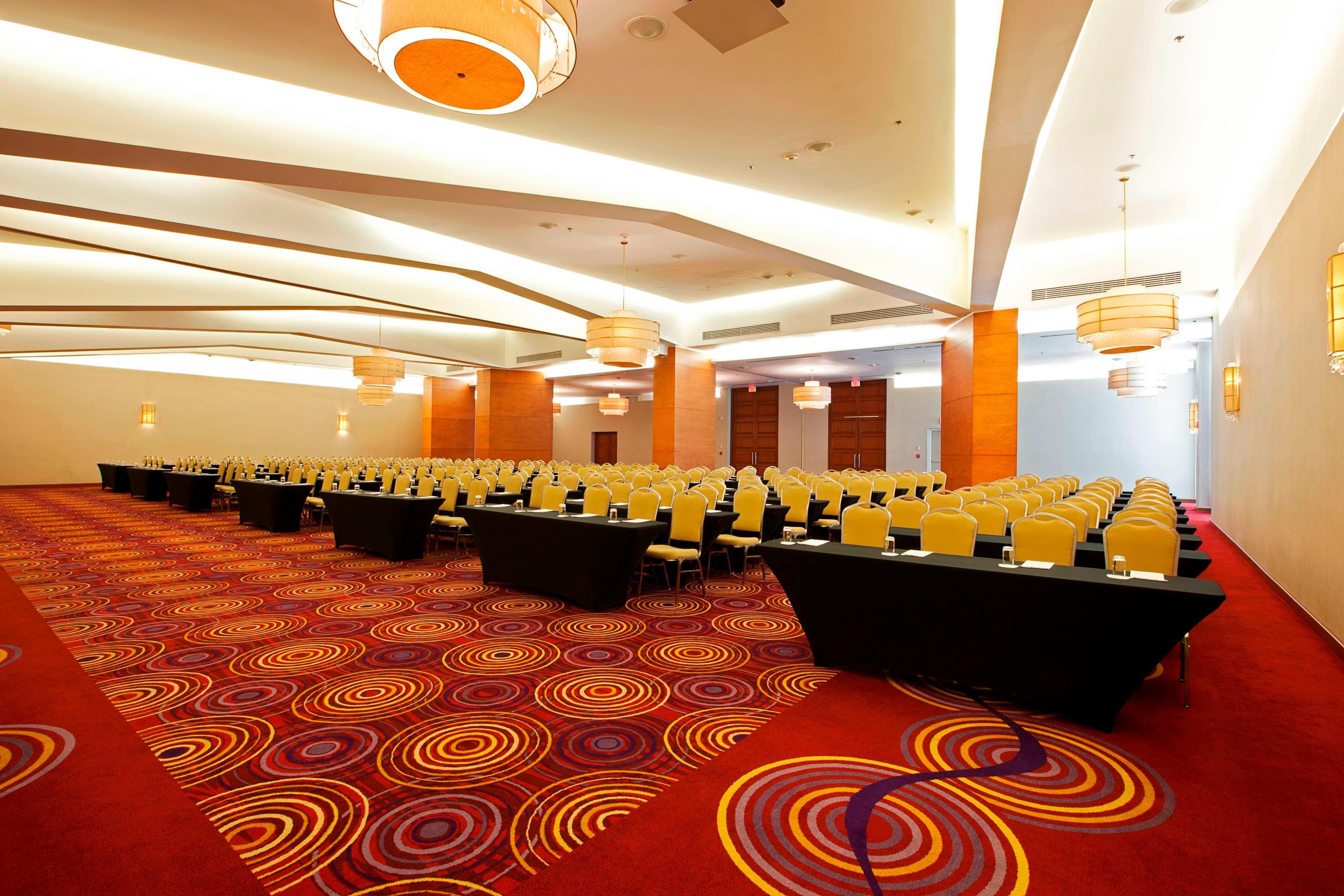 Hotel Marriott Reforma Meetings