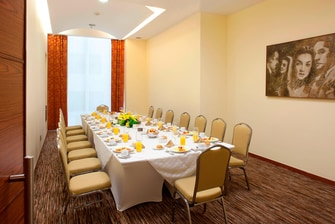 Reforma Hotel Mexico Meeting Room