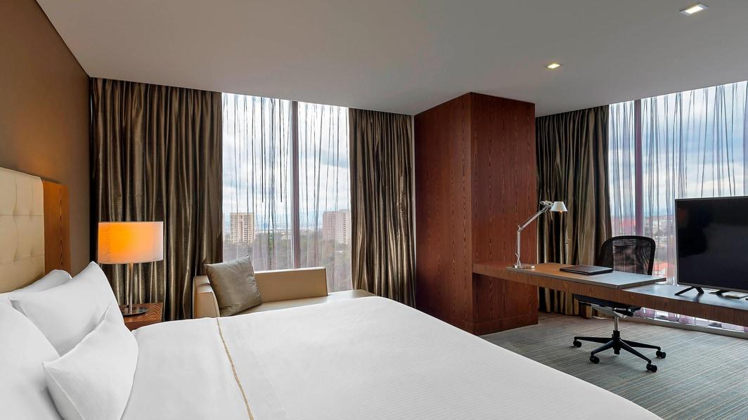 Premium Suite mit Talblick