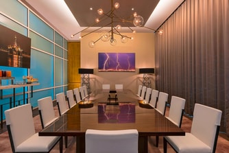 Potentia Club Meeting Room