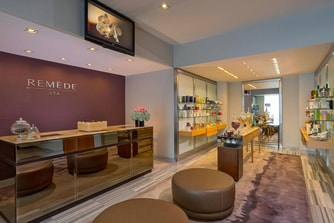 Remede Spa Reception