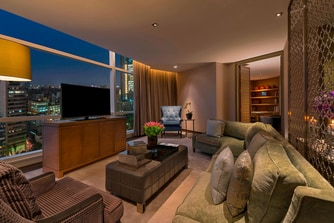 The St. Regis Suite