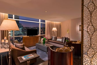 Astor Suite - Living Room