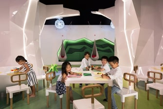 Macau hotel kids club
