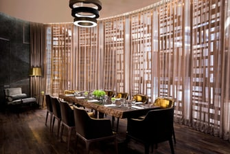 Private dining in Macau