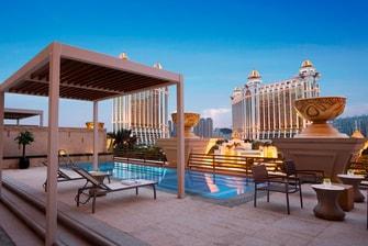 Suite con piscina privada en Macao