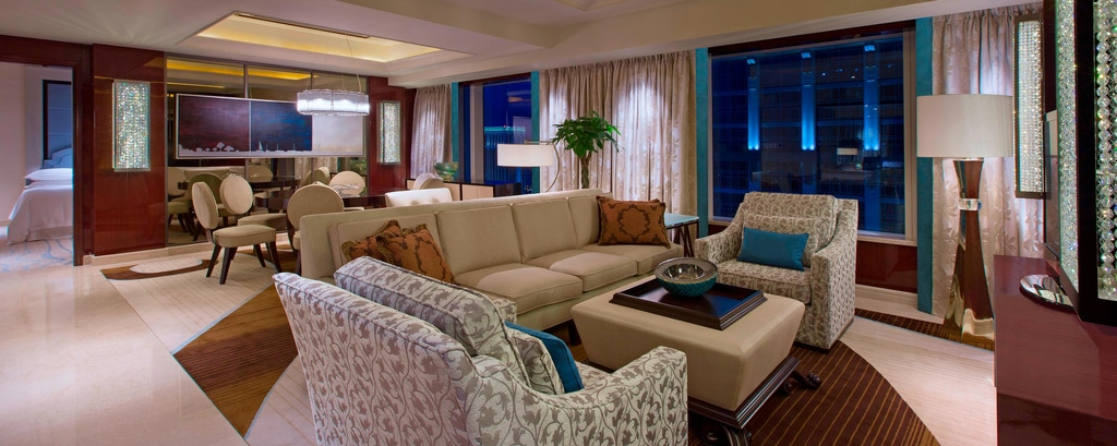 Ambassador Suite - Living Room