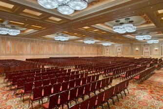 Kashgar Grand Ballroom - Theater Setup