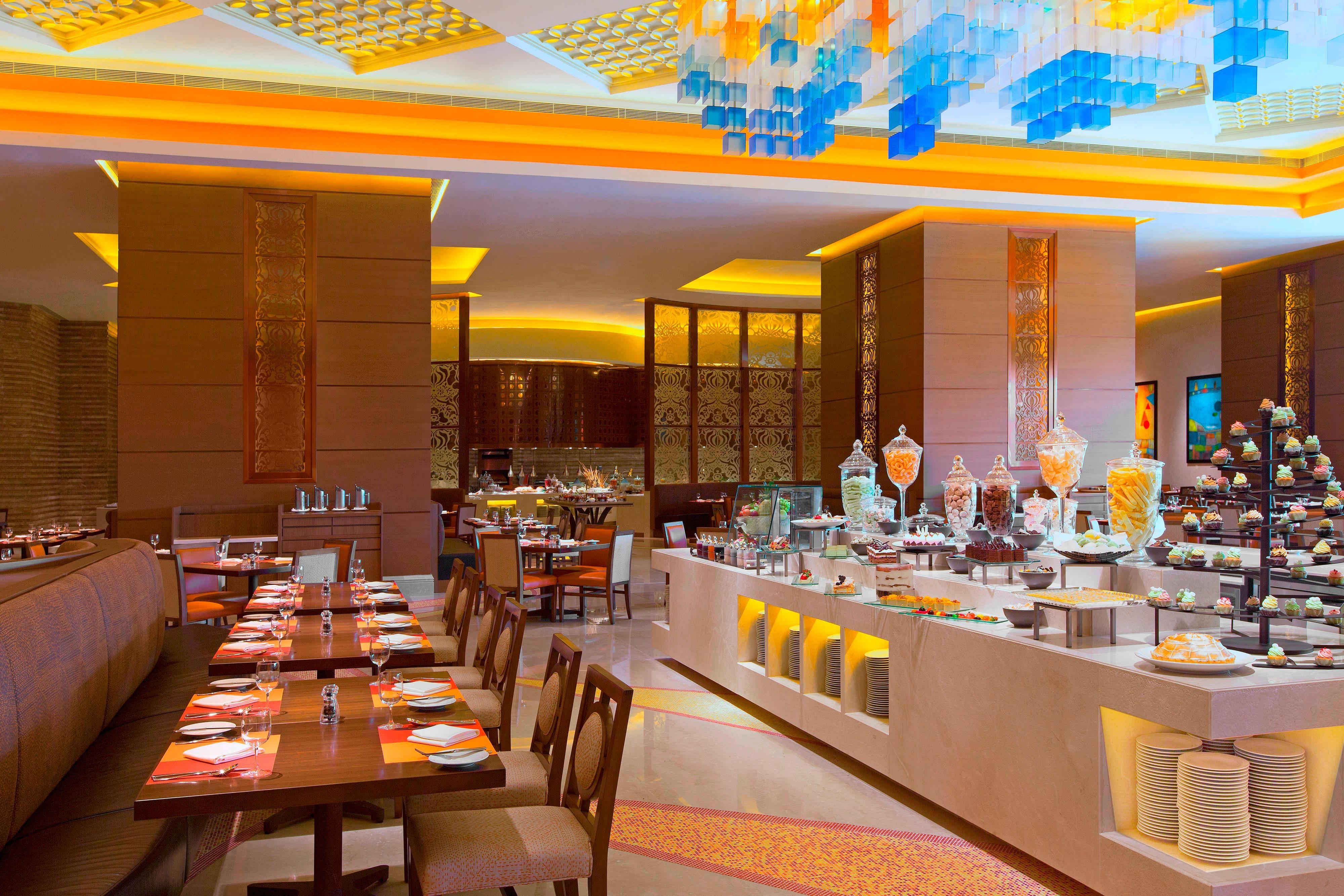 Feast Restaurant - International Flavors Buffet Restaurant