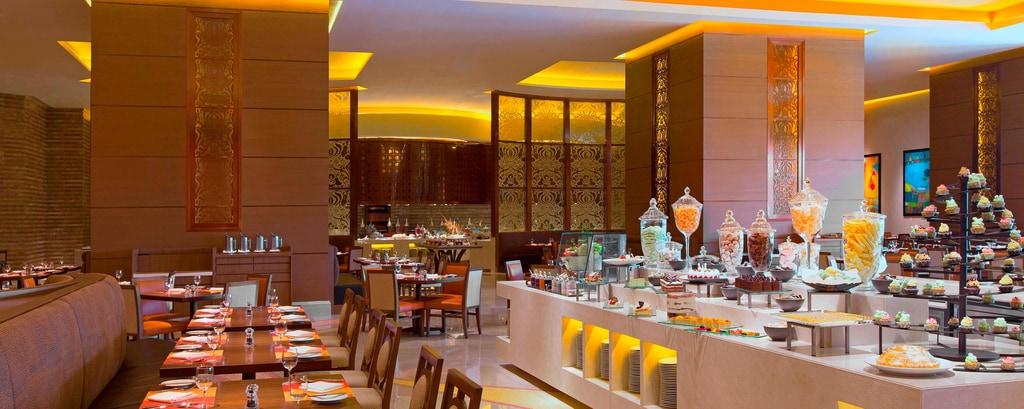 盛宴餐厅 - 国际风味的自助餐厅