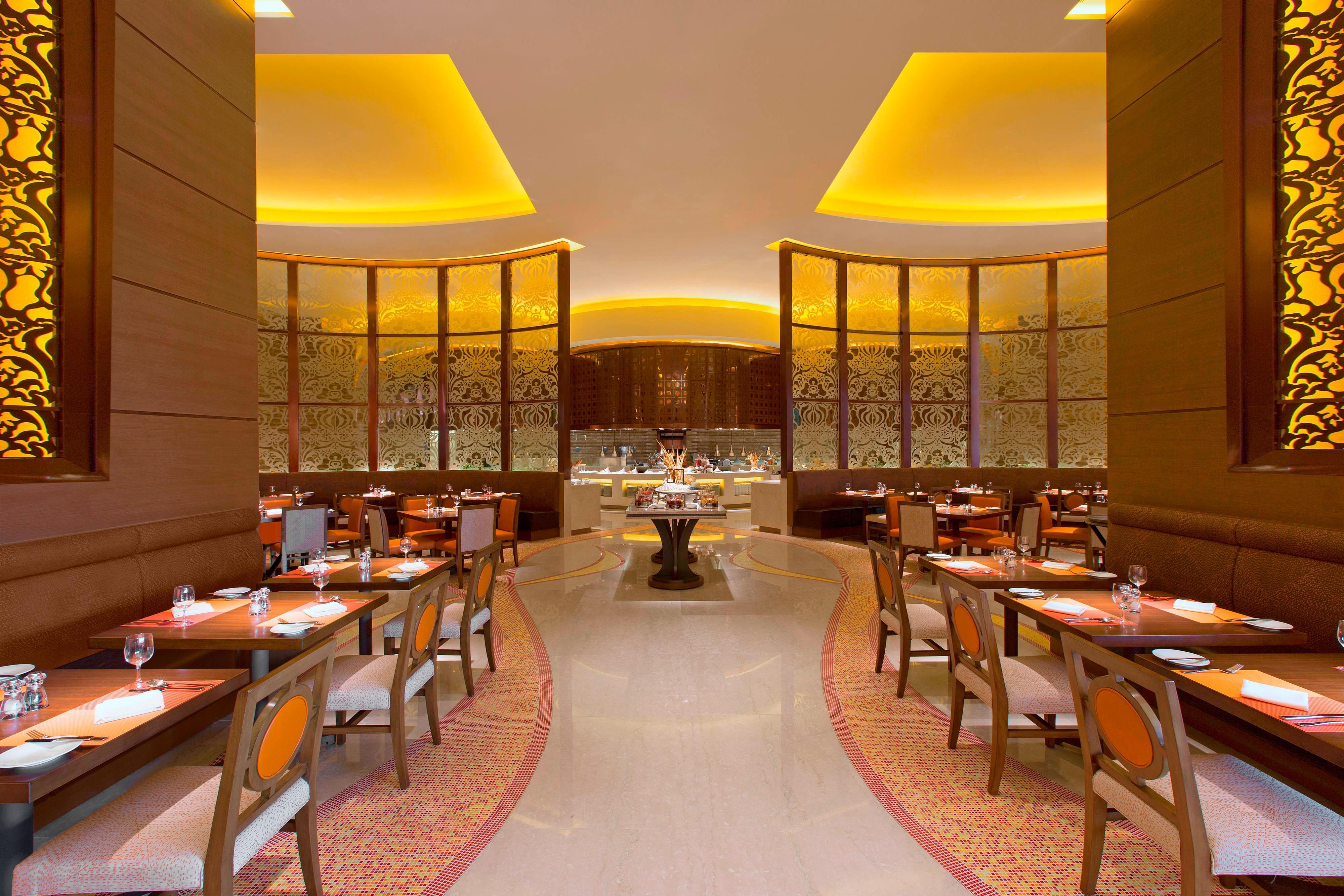 Feast Restaurant - Restaurant Setting