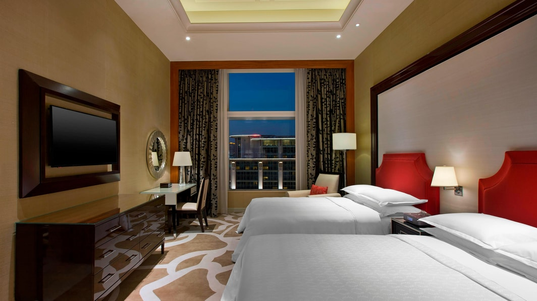 Suite Executive Deluxe – Chambre