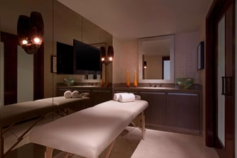 Presidential Suite - Massage Room