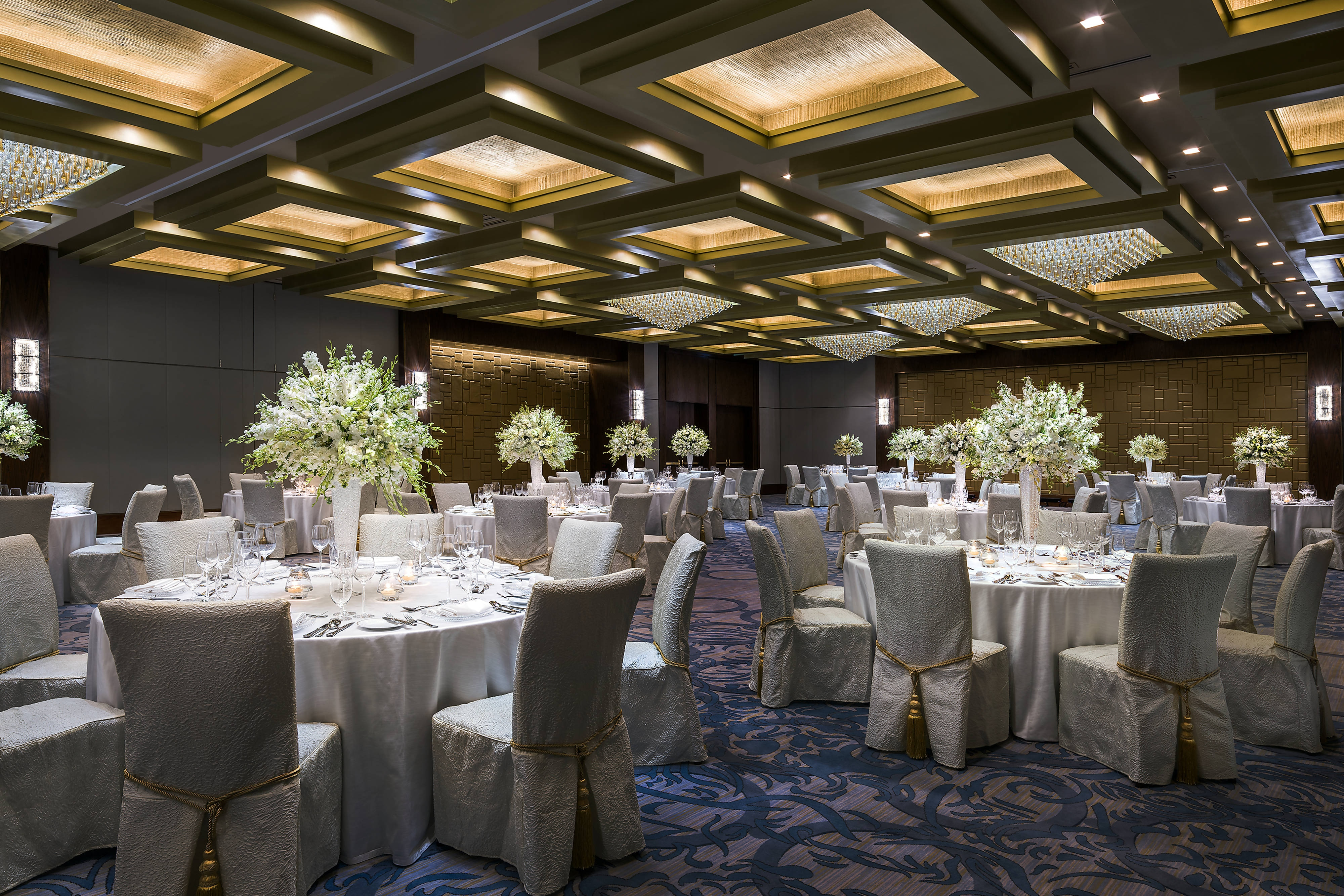 Astor Ballroom Gala Dinner