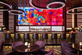 The St. Regis Bar Mural