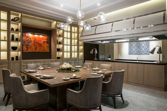 The Penthouse Kitchen at The Manor