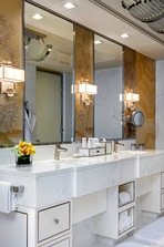 Presidential Suite - Master Bedroom - Bathroom