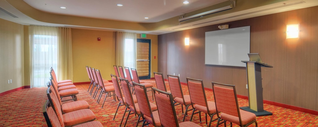 Meeting Room – Theater Set-Up