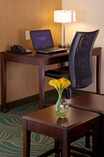 Medford Oregon Hotel Workspace