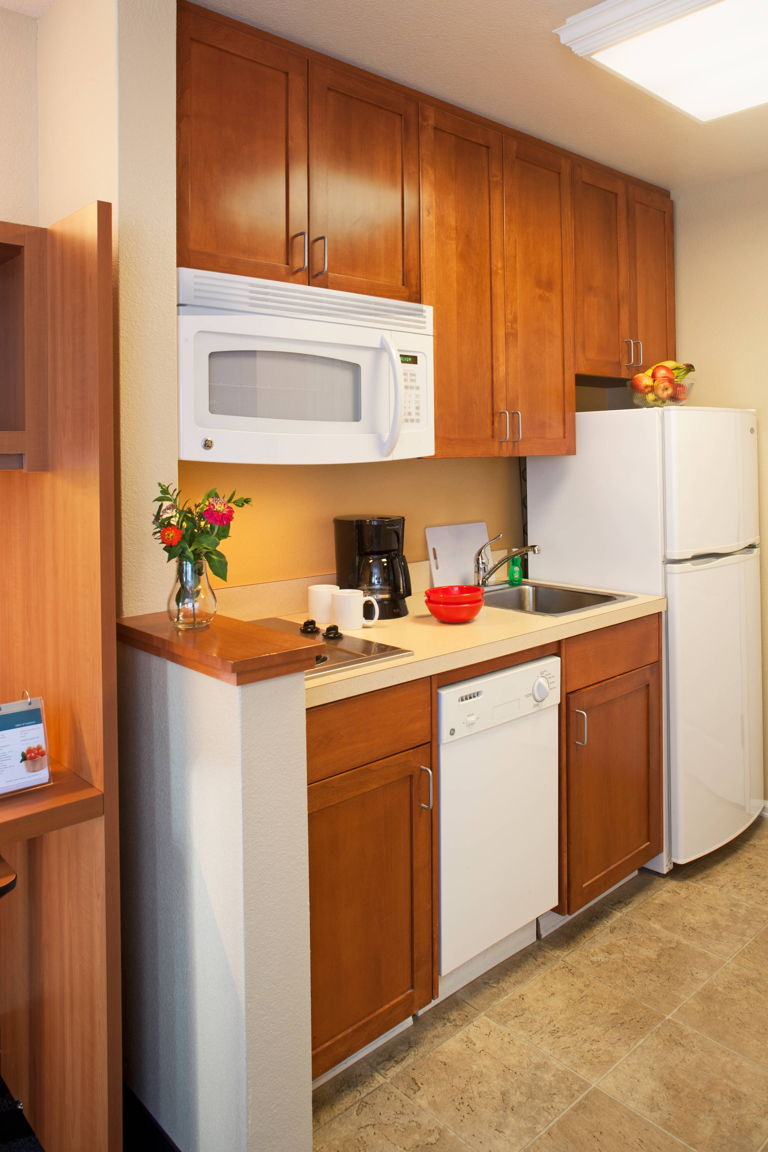 medford extended stay kitchen