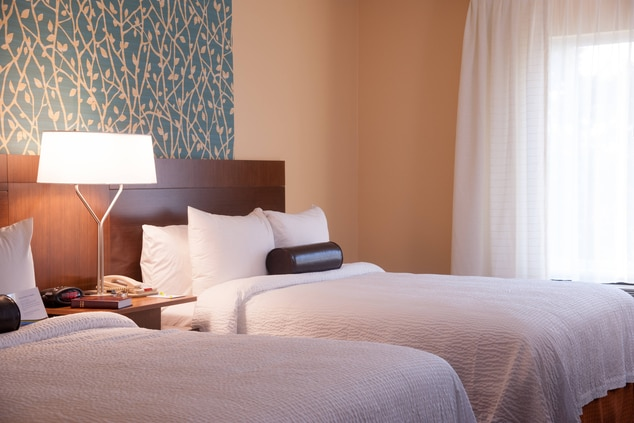 Fairfield Inn Montgomery Queen/Queen room