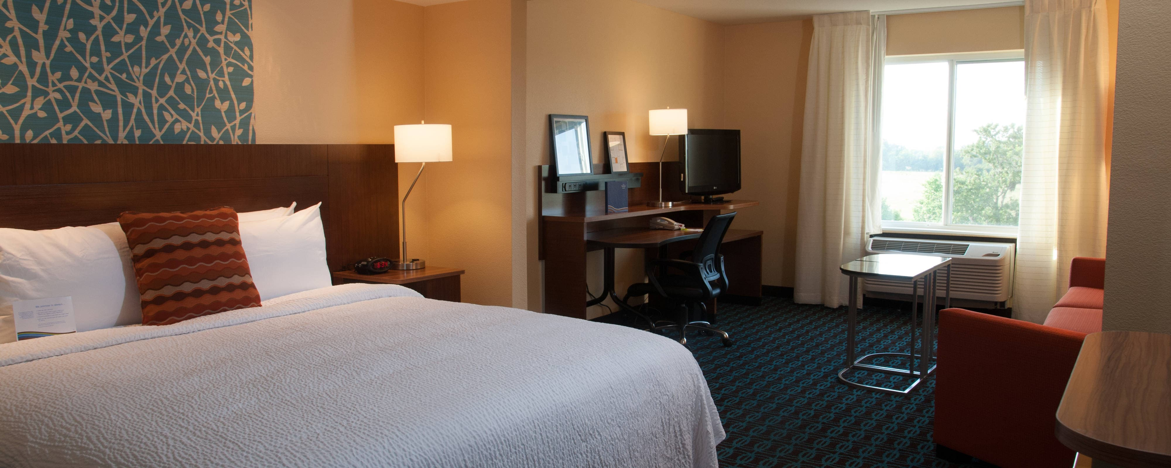 Fairfield Inn Montgomery King Suites