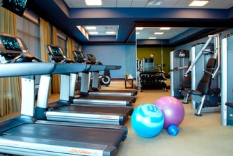 Montgomery Alabama fitness center hotels