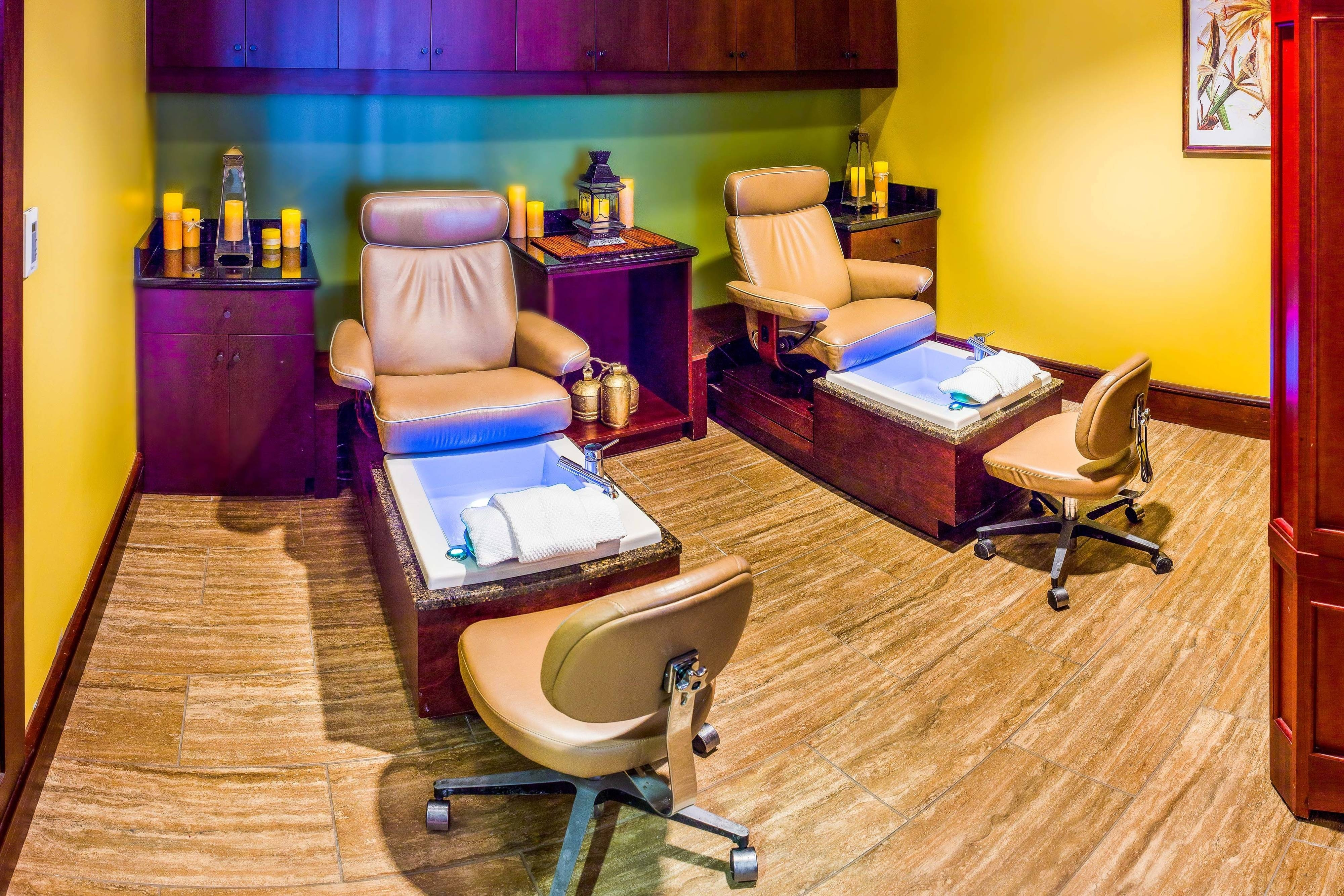 Montgomery Spa Pedicure