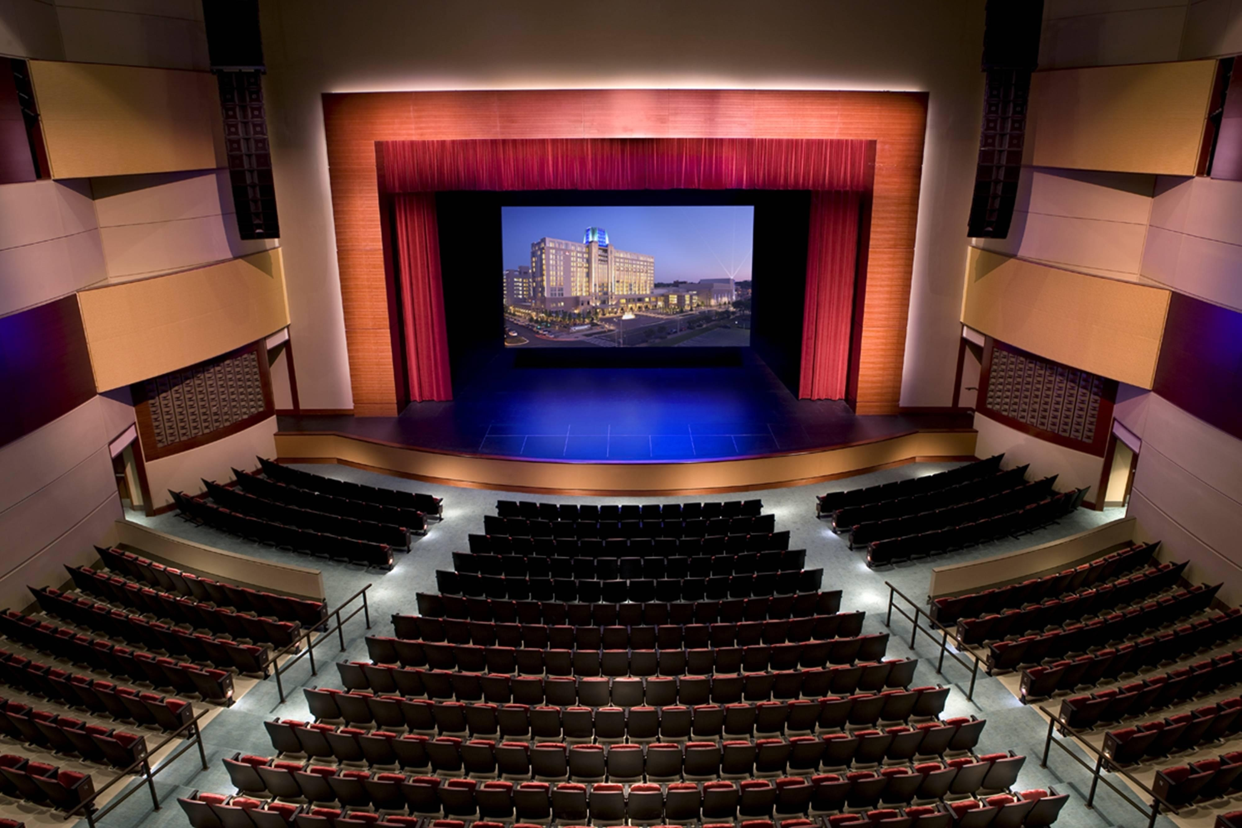 Montgomery Performing Arts Center Theater