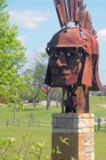 Trojan Sculpture