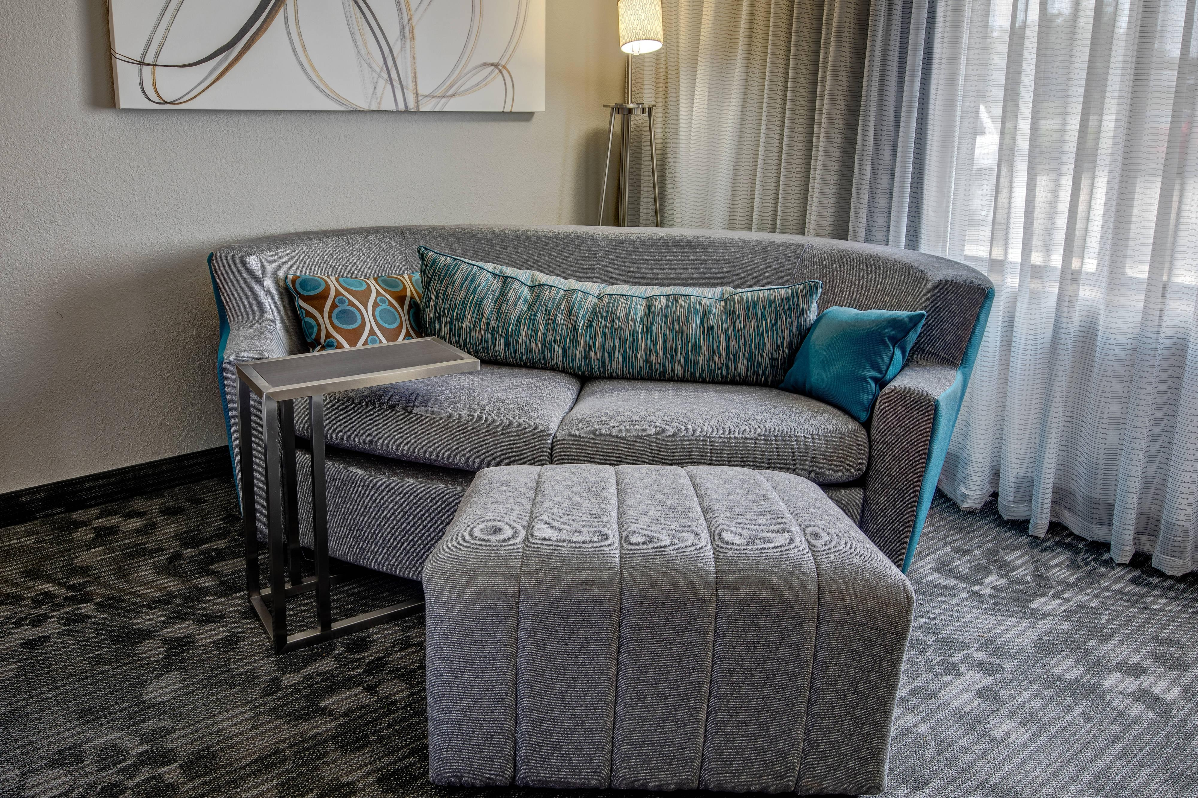 King Suite - Sofa Bed
